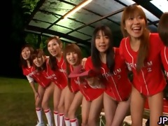 free jav of baseball team gender