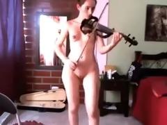 hidden webcam catches sexy oriental girlfriend