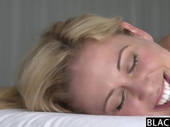 blacked hawt southern blond takes large black cock