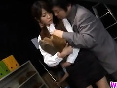 office playgirl miho imamura screwed by