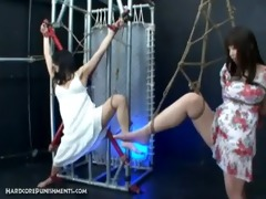 extreme japanese sadomasochism sex - kaho and