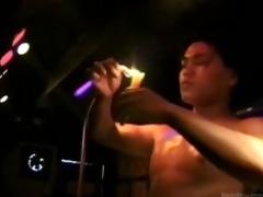 oriental undress club