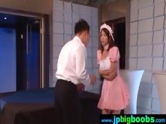hot big tits japanese gal have a fun hardcore sex