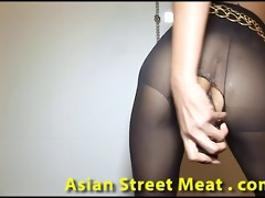 sphincter exciting asian chain serf