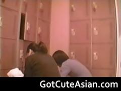 voyeur japanese nubiles in the locker room
