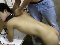 oriental villein guy flogging