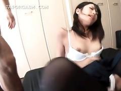 oriental schoolgirl nailed unfathomable thru torn