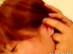 cute redhead oriental playgirl sucking part0