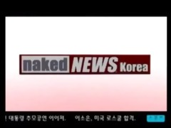 korea nake news - load