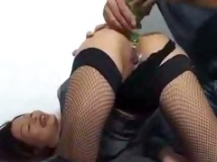 thai bargirl acquires her anal opening busted -