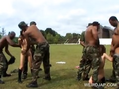asian serf face hole screwed in groupsex