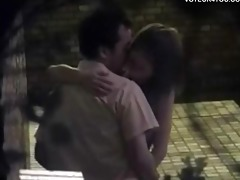 outdoor night sex couples