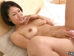 ayaka naughty japanese mother i widens her