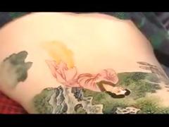 body art - timeless art of color 34