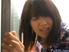 haruka itoh oriental honey has sex in public
