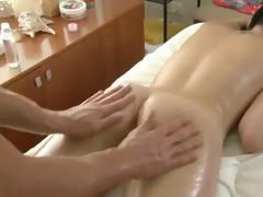 oriental get a special massage