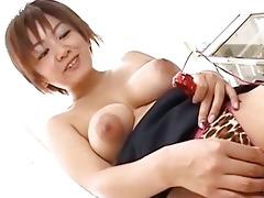 japanese av model cute oriental beauty