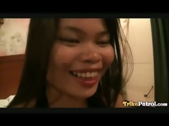 sexual filipina bargirl screws tourist during the