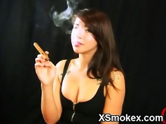slavemaster smokin girl wild sex