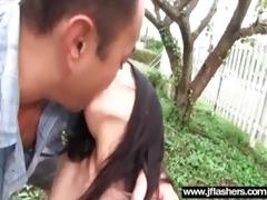 japanese flash and receive hardcore fucking sex