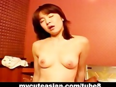 hot oriental with precious bra buddies rides