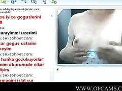turkish turk webcams cansu reach wetbut