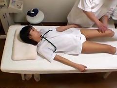 fake perverted masseur voyeur