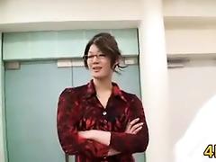 japanese floozy desires that is cum