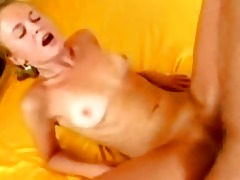 golden-haired white russian angel bonks with
