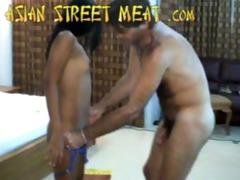 cute thai waitress fuck me mister oriental street