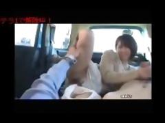 japanese ero manga satella7 393 in car