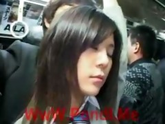 japan porn public oral-job on bus 12