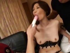 team fuck with luxury japanese anal whore
