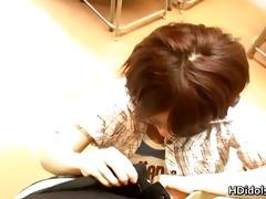 japanese yui komiya having pleasure engulfing