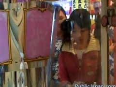 oriental babe is hot and bathing in the spa part9