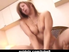 marvelous hotty kana kawai fucked by cock