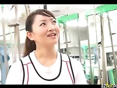 japanese athlete weightlifting beauty