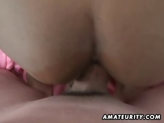 arab non-professional wife homemade fellatio and
