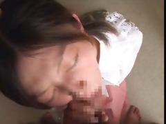 asian doll recieves massive obscene facial 10