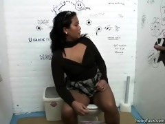 oriental wife acquires a surprise!