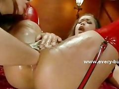 oriental chick has her booty screwed