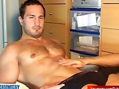real straight boy nude
