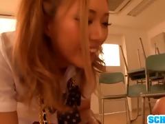 legal age teenager rena konishi creampied