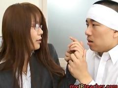 megu ayase enchanting oriental teacher part6
