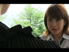 nympho japanese mama teaching school hottie all