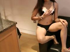 breathtaking indian sweetheart jasmine shows her