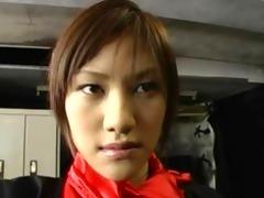 651cm ninja cutie acquire caught azusa ayano