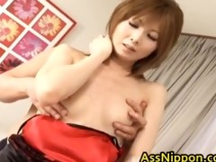 sexually excited oriental honey acquires snatch